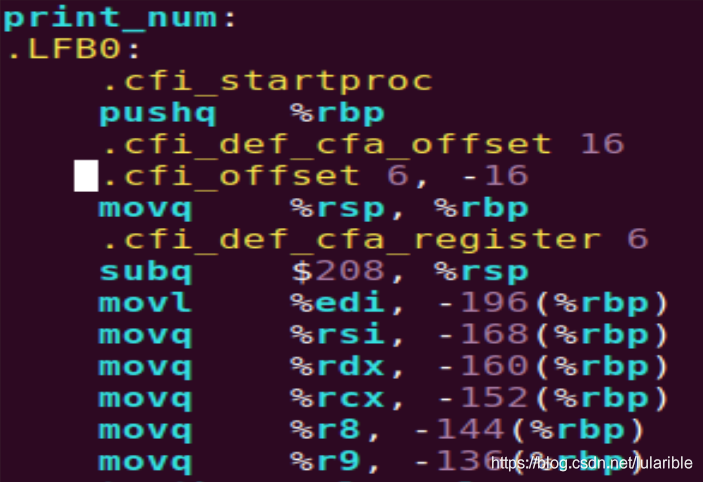 C语言微变参涵数传参研究插图4