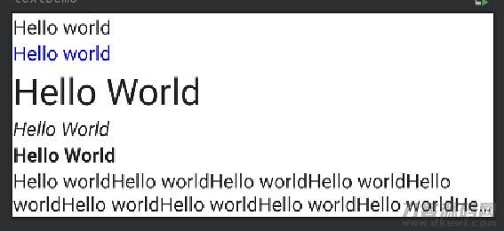JetpackCompose学习(2)——文字(Text)的应用插图