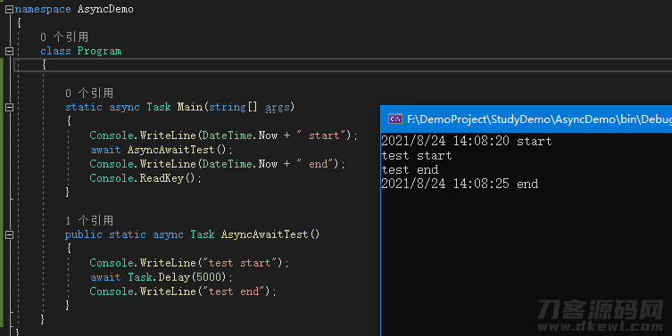 .net温故知新:5异步编程asyncawait插图3